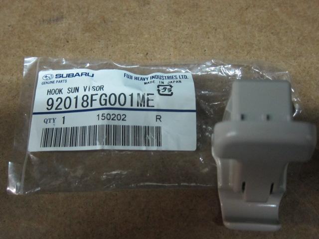 Subaru 92018FG001ME Haczyk daszka p-slonecznego  ac5038eed2e